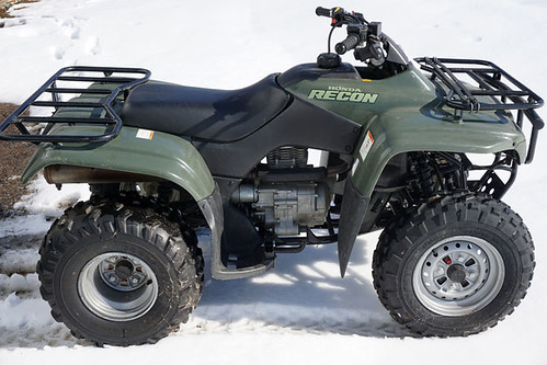 Honda Recon ATV - $1100.00