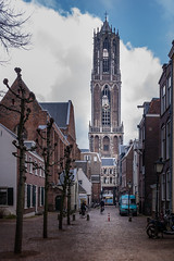 Domtoren (RobMenting) Tags: city utrecht building europe travel netherlands