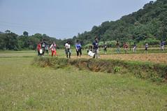 Walks through different transects (mansi-shah) Tags: rainforest farming coorg madikeri forestecology mansishah rainforestretreat jenniferpierce ceptsummerschool