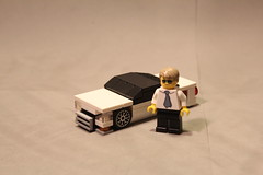 Daily Driven (UndercoverWookiee) Tags: car wheel japan lego body daily modular bbs slammed driven minifigure removable