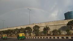 Rainbow (Tarun Chopra) Tags: travel india photography gurugram