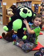 Pajama Storytime & Teddy Bear Sleepover @ the Atlantic County Library System/Somers Point (Atlantic County Library System) Tags: kids sleepover storytime pajamastorytime teddbear somerspointbranch