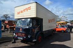 (Sam Tait) Tags: classic vintage wagon bedford antique retro nostalgia lorry british lorries gcr