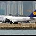 B747-8i | Lufthansa | D-ABYJ | HKG