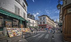 Paris. Montmatre. (Al Sanin) Tags: theenchantedcarousel