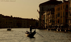 Mirage-Venice (Natali Antonovich) Tags: venice portrait italy reflection water architecture landscape boats lifestyle tourists romantic gondola tradition gondolier romanticism miragevenice