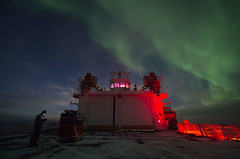 Arctic Lights  Division: North  Seed: 13 (U.S. Coast Guard) Tags: coastguard arctic healy northernlights auroraborealis icebreaker arcticocean coastguardcutterhealy geotraces