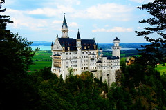 Neuschwanstein Castle (e.querol) Tags: color castle germany nikon neuschwanstein d7100