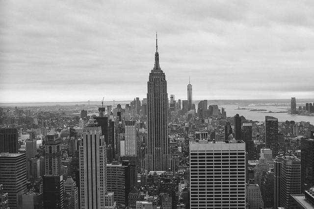 Viajando - New York