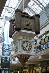 Aus848 - Royal Clock, Queen Victoria Building (Donna's View) Tags: clock nikon sydney australia queenvictoriabuilding d60 royalclock