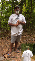 Today's guide (Jackie & Dennis) Tags: india wayanad rwh kalpetta banasura ramblersworldwideholidays kuttiyamvayall spicesplantationshillstations banasuraislandretreat