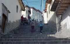 (elkblood.) Tags: streets film peru stairs canon lomography ae1 iso400 cusco ishootfilm program filmisnotdead epsonv550