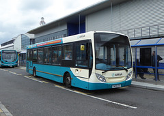 ASC 4059 - GN09AXO - OSF - CHATHAM DOCKSIDE - SAT 23RD APR 2016 (Bexleybus) Tags: kent dock side route southern chatham 200 dennis 191 enviro counties dockyard arriva adl thameside 4059 gn09axo