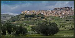 Panorama - Aprile-2016 (agostinodascoli) Tags: landscape nikon nikkor paesaggi sicilia cianciana
