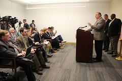 Budget Targets Press Conference, April 13, 2016