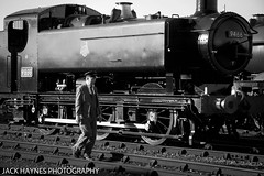 Where is my loco? (Jack Haynes Photography) Tags: heritage train photography events centre great railway steam western timeline british locomotive didcot oxfordshire charter preservation 9466
