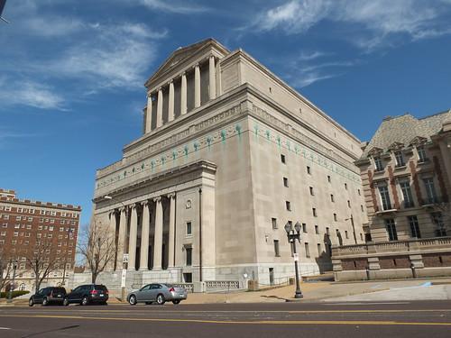 New Masonic Temple - St Louis, MO