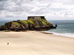 Tenby Wales (saxonfenken) Tags: beach island superhero perpetual 9976 challengeyouwinner tenbywales friendlychallenges ultrahero pregamesweep 9976land