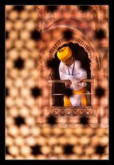 View Through a Jali (Mario Feierstein) Tags: india citadel jodhpur mehrangarh