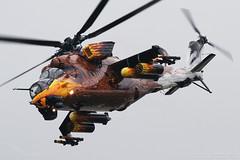 Mil Mi-24V, 714 (Boran Pivcic) Tags: mil 714 kecskemet mi24 mi24v milmi24 hungarianairforce lhke milhind kecskemetairshow csorikeii