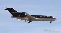 N800AK (Scottie Morgan) Tags: flying aircraft aviation retro perth planes wa boeing per spotting 727 trijet planespotting b727 avgeek ypph avporn