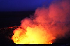 Kilauea volcano (Eduardo Ruiz M.) Tags: fire volcano hawaii eruption hawai volcan