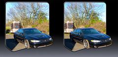 1999 Pontiac Grand Prix GTX - Crosseye 3D (DarkOnus) Tags: lumix stereogram 3d crosseye pennsylvania grand 1999 panasonic prix stereo pontiac stereography buckscounty oof oob gtx crossview ttw dmcfz35 darkonus
