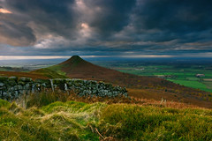 Stormy sunset at Roseberry Topping 2 (paul downing) Tags: sunset nikon 12 filters hitech greatayton roseberrytopping gnd gribdalegate pd1001 pauldowning d7200 pauldowningphotography anologueefexpro2