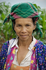 Woman of the Hmong ethnic minority in H Giang Province - Vietnam (PascalBo) Tags: portrait people woman face outdoors nikon asia southeastasia vietnamese outdoor femme vietnam asie ethnic minority hmong indigenous visage ethnicity headdress hilltribe headwear d300 vitnam vitnam hagiang ethnie ethnicgroup asiedusudest hgiang pascalboegli