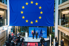 Portugese President visits the Parliament in Strasbourg (European Parliament) Tags: france portugal nikon europa europe european political union eu parliament na strasbourg leader session parlament parlement ep citizens select parlamento plenary 2016 europen europeu parlamentul parlamentet europas europeo europos euroopan europisches europejski d810 parlamentas parlaments eurpai parlamentti parlamente euroopaparlament eurostudio ewropeweuropees europsk parlamentil parlaimintn aheorpa vropski parlaimint heorpa