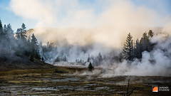 2015 09 Fine Art - The National Parks 037 Yellowstone - Midway Basin at Dawn (Deremer Studios) Tags: desktop sunset wallpaper night landscape photography grandcanyon unitedstatesofamerica fineart scenic arches astrophotography yellowstonenationalpark yellowstone rockymountains hd wyoming grandtetons nationalparks 1080p deremerstudios