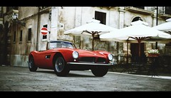 BMW 507 (Thomas_982) Tags: old red italy rot classic cars germany german bmw siracusa gt6 granturismo 507 ps3 gt5 syrakus