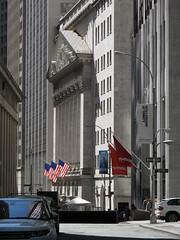 Wall Street (ty law) Tags: white bird architecture big wings memorial steel worldtradecenter 911 columns flight marble wallstreet oculus santiagocalatrava newyorkstockexchange pathtrain grandiose starchitecture easterweekend2016