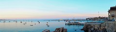 Cascais, Portugal (oscar.lage) Tags: sunset sea summer seascape portugal port landscape boats puerto boat seaside sony cascais anochecer cascaes a6000 sonynex selp1650 sel1650 sonya6000