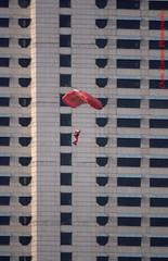 in the air (tomzcafe) Tags: nikon singapore marinabay nationaldayparade d90 tamronsp5008
