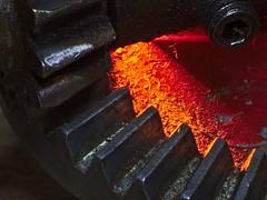 No Battery ..2 (fotogra4er) Tags: vintage iron technik makro gears drill
