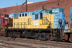 IMG_9728 (rmssch89) Tags: old 3 mountains diesel pennsylvania antique smoke iii rusty class shops scrap deadline alco pocono shortline