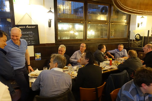 Private Members Dinner