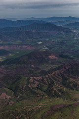 Back in Chile (Piotr_PopUp) Tags: chile santiago southamerica landscape aerial fromabove andes cordillera windowseat landscapefromplane