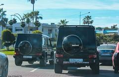 G63 or Brabus 700 based on G63 (Alae El bouhi Photo) Tags: cars mercedes benz morocco casablanca 700 800 amg brabus hamann fabdesign g65 g63 autogespot