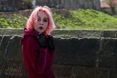 #wgw #wgw2016 #littleredridinghood #redridinghood #goth #whitby #whitbygothweekend #pinkhair #redhair #red (MikeHawkwind) Tags: red goth littleredridinghood whitby redhair pinkhair redridinghood wgw whitbygothweekend wgw2016