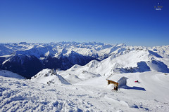 View towards Orelle (A. Wee) Tags: mountain france alps valthorens caron  troisvalles orelle les3valles
