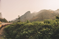 (Richard Strozynski) Tags: nature train canon thailand asia south east tokina laos 550d 1116mm
