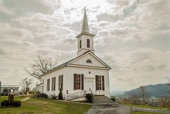 Old Kingsport Presbyterian Church (Back Road Photography (Kevin W. Jerrell)) Tags: tennessee faith churches historic christian chapels nostalgic christianity presbyterian sullivancounty kingsport backroadphotography