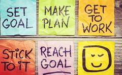 http://kj15287.juiceplus.com.au/content/JuicePlus/en_au/what-is-juice-plus/what-is-juice-plus1.html#.VlPXlFsmLCR (kelliejansen) Tags: wood color smile horizontal set work paper goal space sticky plan note effort reach concept success copy strategy determination grained