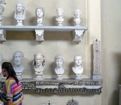Vatican busts