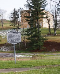 pruntytown sign (photography_isn't_terrorism) Tags: oldschool wv westvirginia grafton oldcollege correctionalfacility correctionalcenter taylorcounty pruntytown boysindustrialschool