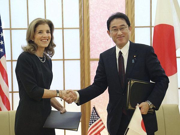 """日美敲定美军新""""保护费"""" 五年一万亿日元"""