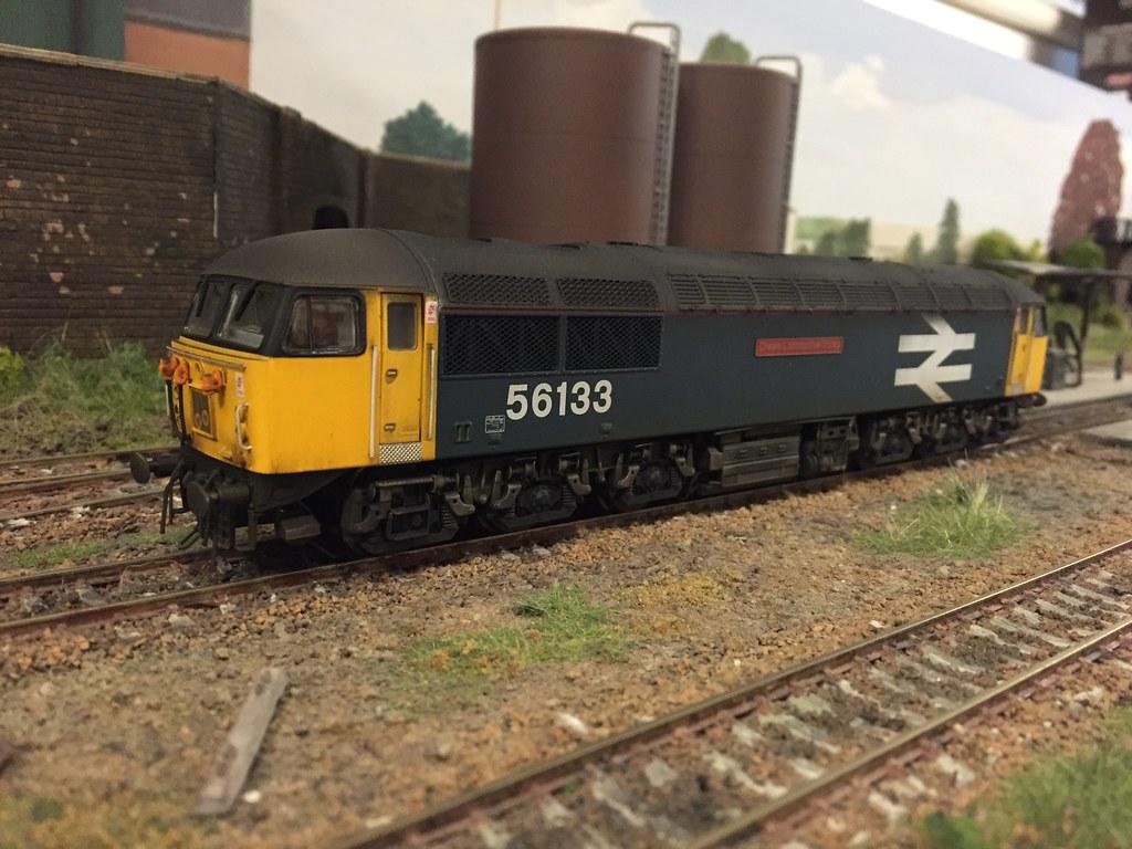 56133 Ao TO Crewe Locomotive Works Daveymills37886 Tags Logo Large Class