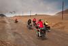 Only half an hour to Ak Baital Pass (Michal Pawelczyk) Tags: trip holiday bike bicycle june cyclists nikon asia flickr aim centralasia pamir gosia wakacje 2015 czerwiec azja d80 pamirhighway gbao wspr azjasrodkowa azjacentralna